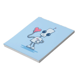 Ned's Heart Notepad