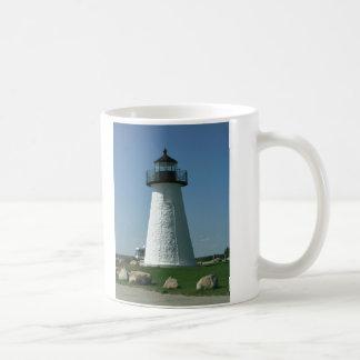 Ned's Point Lighthouse Coffee Mug