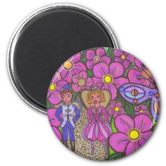 Nee Folk - Prince & Princess of Fairy Land Magnet