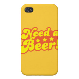 Need a BEER! iPhone 4/4S Case