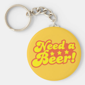 Need a BEER! Keychains