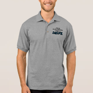 Need a Drink - Electrician Polo Shirt