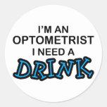 Need a Drink - Optometrist