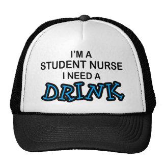 Need a Drink - Student Nurse Mesh Hats