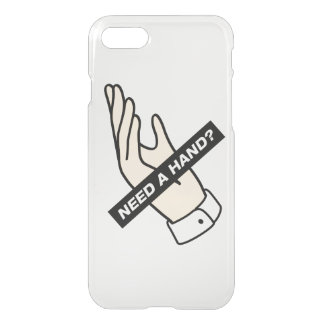 NEED A HAND? iPhone 8/7 CASE