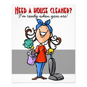 need house cleaner