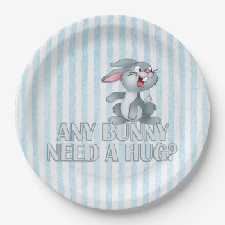 Need A Hug? Easter Paper Plate