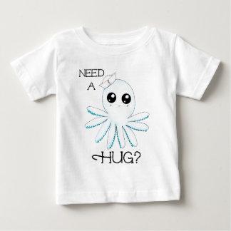 Need a Hug Kawaii Cute Sailor Octopus Baby T-Shirt