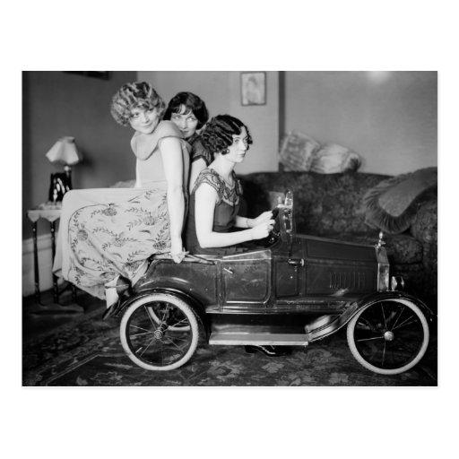 Need a Lift? 1920s Postcards