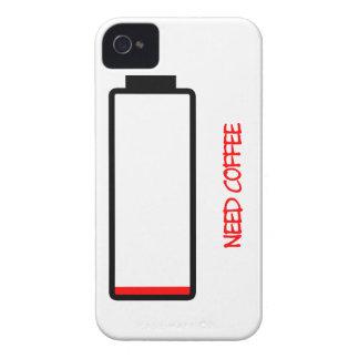 Need coffee! Case-Mate iPhone 4 case