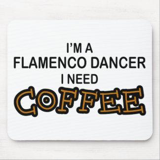Need Coffee - Flamenco Mouse Pad