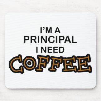 Need Coffee - Principal Mouse Mat