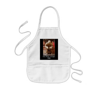 Need. Diaper. Changed. NOW Kids Apron