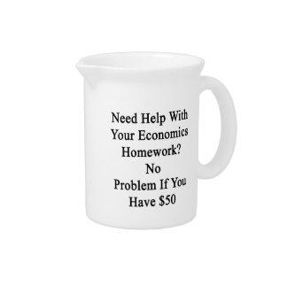 Need Help With Your Economics Homework No Problem Pitchers
