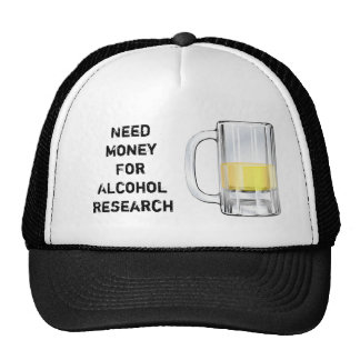 Need Money For Alcohol Research 2 Cap