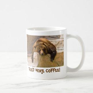 NEED MORE COFFEE! MUGS