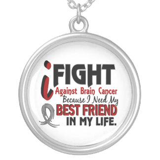 Need My Best Friend Brain Cancer Custom Jewelry