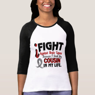 Need My Cousin Brain Cancer Tshirt