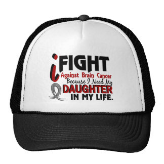 Need My Daughter Brain Cancer Cap