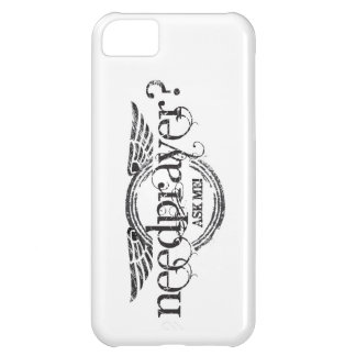Need Prayer - Grunge Wings iPhone 5C Cover