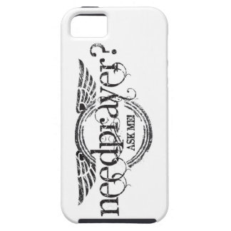 Need Prayer - Grunge Wings iPhone 5 Cover