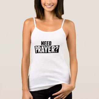Need Prayer Tank Top
