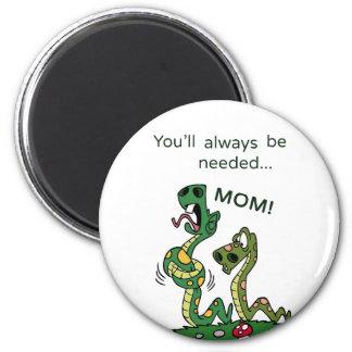 Needed Moms Snake Magnet