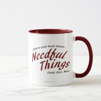 Needful Things Mug