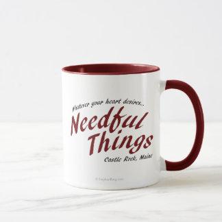 Needful Things Mug