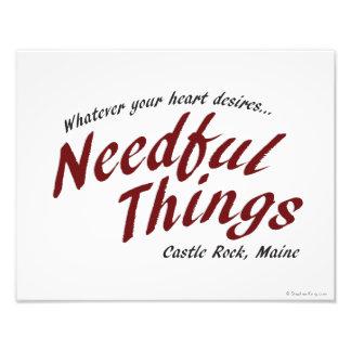 Needful Things Photo