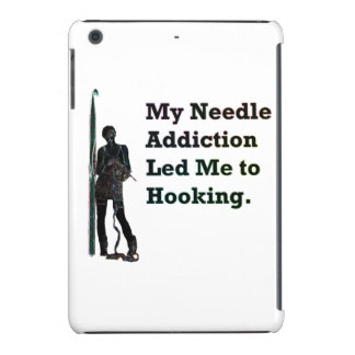 Needle Addiction iPad Mini Retina Covers