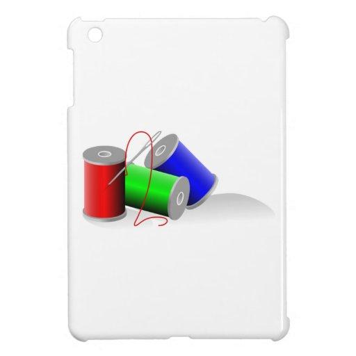 Needle and Thread Cover For The iPad Mini