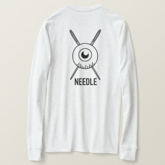 Needle - Back Design T-Shirt