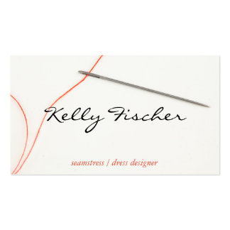 Needle & Thread Pack Of Standard Business Cards