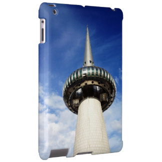 Needle Tower iPad Case