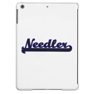 Needler Classic Job Design Cover For iPad Air