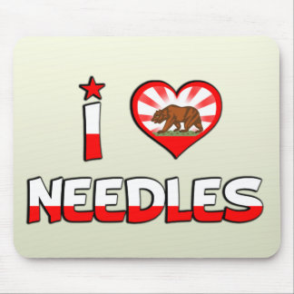 Needles, CA Mouse Pads