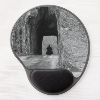 Needles Highway Tunnel Gel Mouse Pad