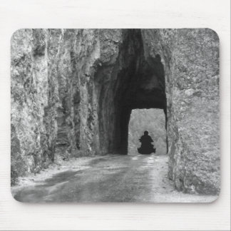 Needles Highway Tunnel Mouse Pad