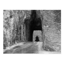 Needles Highway Tunnel Post Card