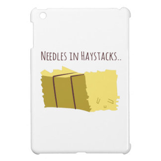 Needles In Haystacks Case For The iPad Mini