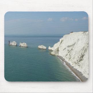 Needles Isle of Wight UK Mousepad