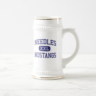 Needles - Mustangs - High - Needles California Beer Stein
