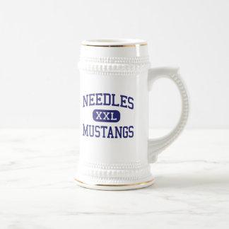 Needles - Mustangs - High - Needles California Beer Steins