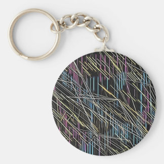 needles soft colors keychains