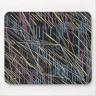 needles soft colors mousepad