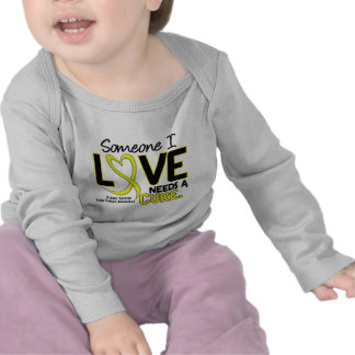 NEEDS A CURE 2 LIVER CANCER T-Shirts & Gifts