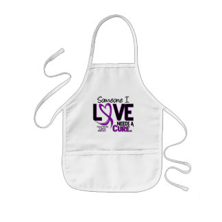 NEEDS A CURE 2 LUPUS T-Shirts & Gifts Kids Apron