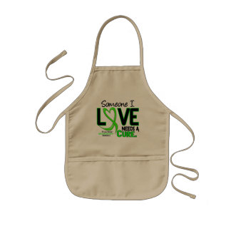 NEEDS A CURE 2 MUSCULAR DYSTROPHY T-Shirts & Gifts Kids Apron