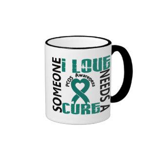 Needs A Cure 4 PCOS Mug